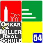 Oskar-von-Miller Realschule Rothenburg ob der Tauber Logo