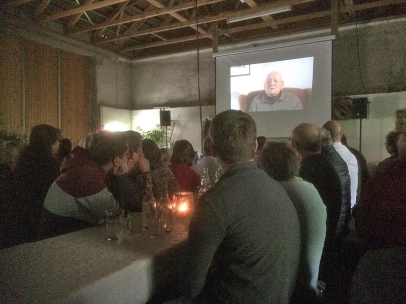 Dokumentarfilm über die Geschichte der Männer von Brettheim